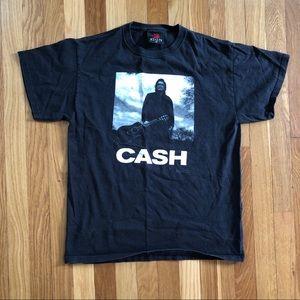 Zion Johnny Cash T Shirt